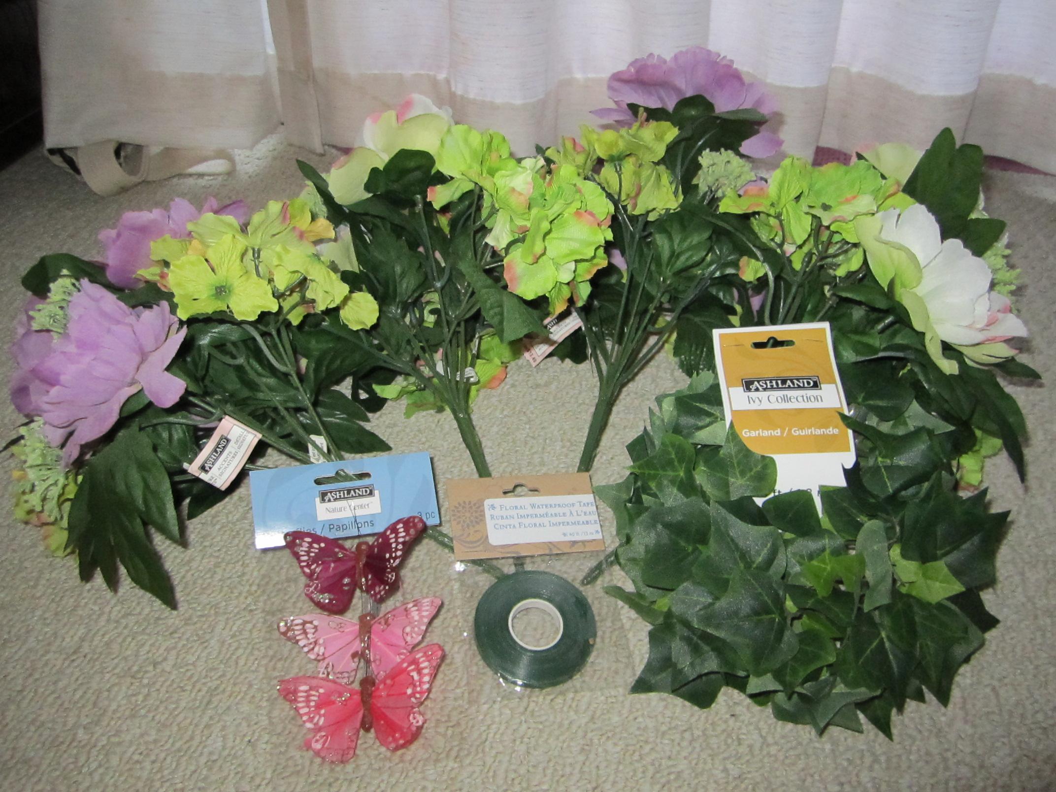 More wedding diy making flower crowns practical diva i izmirmasajfo
