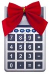 calculator-christmas-budget-